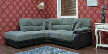 Nexus Corner Suite-Charcoal