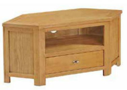 Empire Oak Corner TV Unit