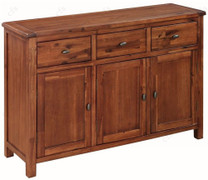 Hartford Acacia 3 Door Sideboard