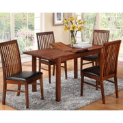 Hartford Acacia Dining Set With Strathmore chairs
