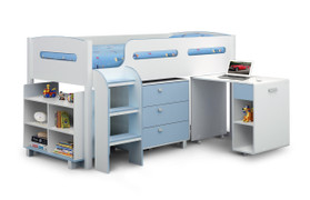 Kimbo Cabin Bed-Blue