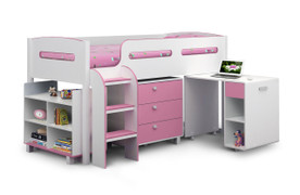 Kimbo Cabin Bed-Pink