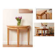 Hanover Half Moon Dining Table