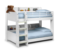 Domino Bunk Bed-White
