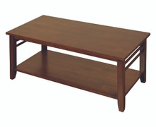 Hanover Dark Coffee Table