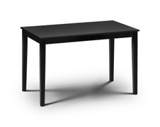 Hudson Dining Table-Black