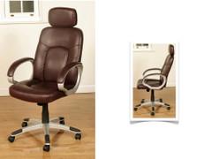 Viking Office Chairs-Burgundy