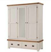 Heritage 3 Door Wardrobe