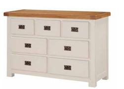 Heritage 3 Over 4 Dresser
