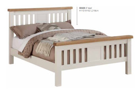 Heritage 4'6'' Bed