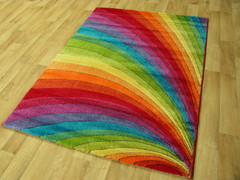 Candy Collection Rug-Rainbow (67x120cm)
