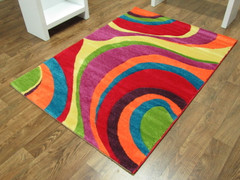 Candy Collection Rug-Swirls (67x120cm)