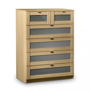 Strada 4+2 Drawer Chest