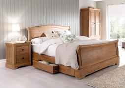 Carmen 4'6'' Bed
