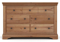 Carmen Dressing Chest- 7 Drawer
