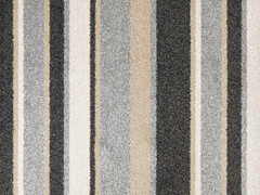 Stainsafe Noble Stripe Saxony Carpet- Serenity 90