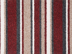 Stainsafe Moorland Stripe Carpet- Rusty Lines 15