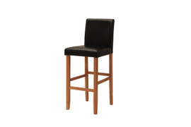 Evelyn Bar Stool-Black