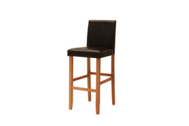 Evelyn Bar Stool-Brown