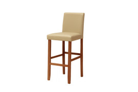 Evelyn Bar Stool-Ivory