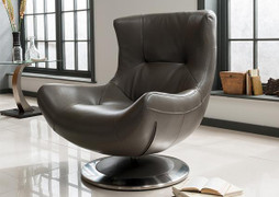 Faberge Chair-Grey