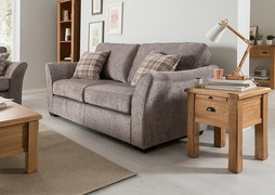 Arran 3 Seater-Grey