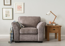 Arran 1 Seater-Grey