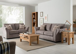 Arran 3+2 Seater-Grey