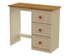Annagh Ivory 3 Drawer Dressing Table