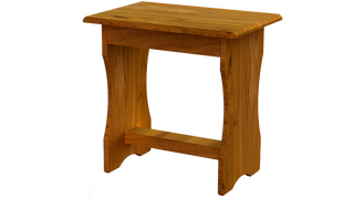 Pippy Oak Stool