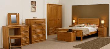 Pippy Oak 3' Bed