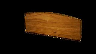Pippy Oak 4' Slab Headboard