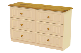 Erris 3+3 Deep Drawer Long Chest