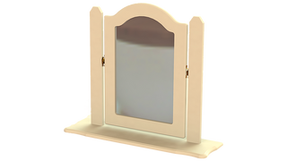 Erris Single Ornate Mirror
