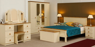 Erris 5' Bed