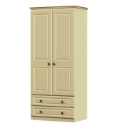 Liffey 2 Door 2 Drawer Wardrobe