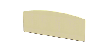 Liffey 5' Slab Headboard