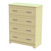 Capri 4 Deep Drawer Chest