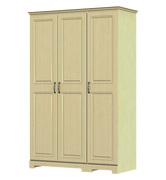 Capri Triple Wardrobe