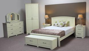 Capri 4'6 Bed