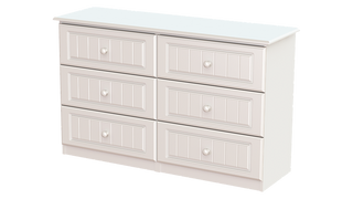 Grennan 3+3 Deep Drawer Long Chest
