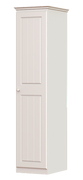 Grennan 1 Door All Shelf Wardrobe