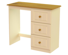 Erris 3 Drawer Dressing Table