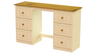 Erris 6 Drawer Dressing Table