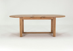 Breeze Oval Dining Table-(180/220 cm)