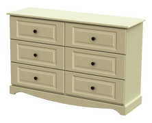 Apollo 3+3 Deep Drawer Long Chest