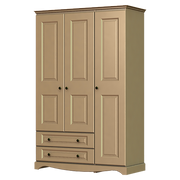 Apollo 3 Door 2 Drawer Wardrobe