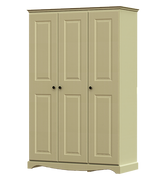 Apollo Triple Wardrobe
