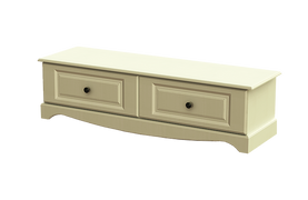 Apollo 1+1 Deep Drawer Bed End Chest