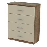 Iona 4 Deep Drawer Chest